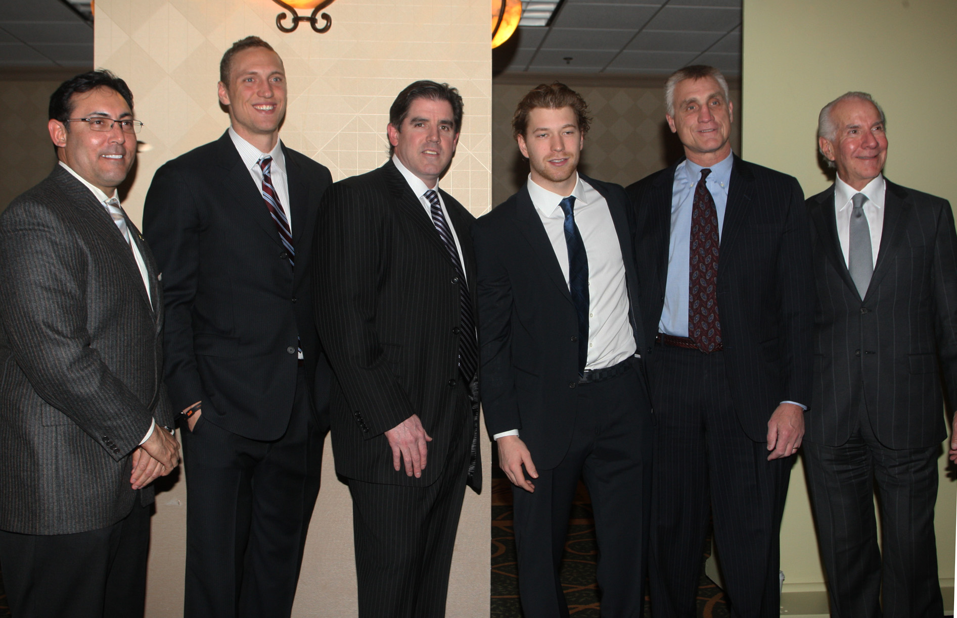 Pence, Lavy, Claude, Holmgren & Mr. Snider