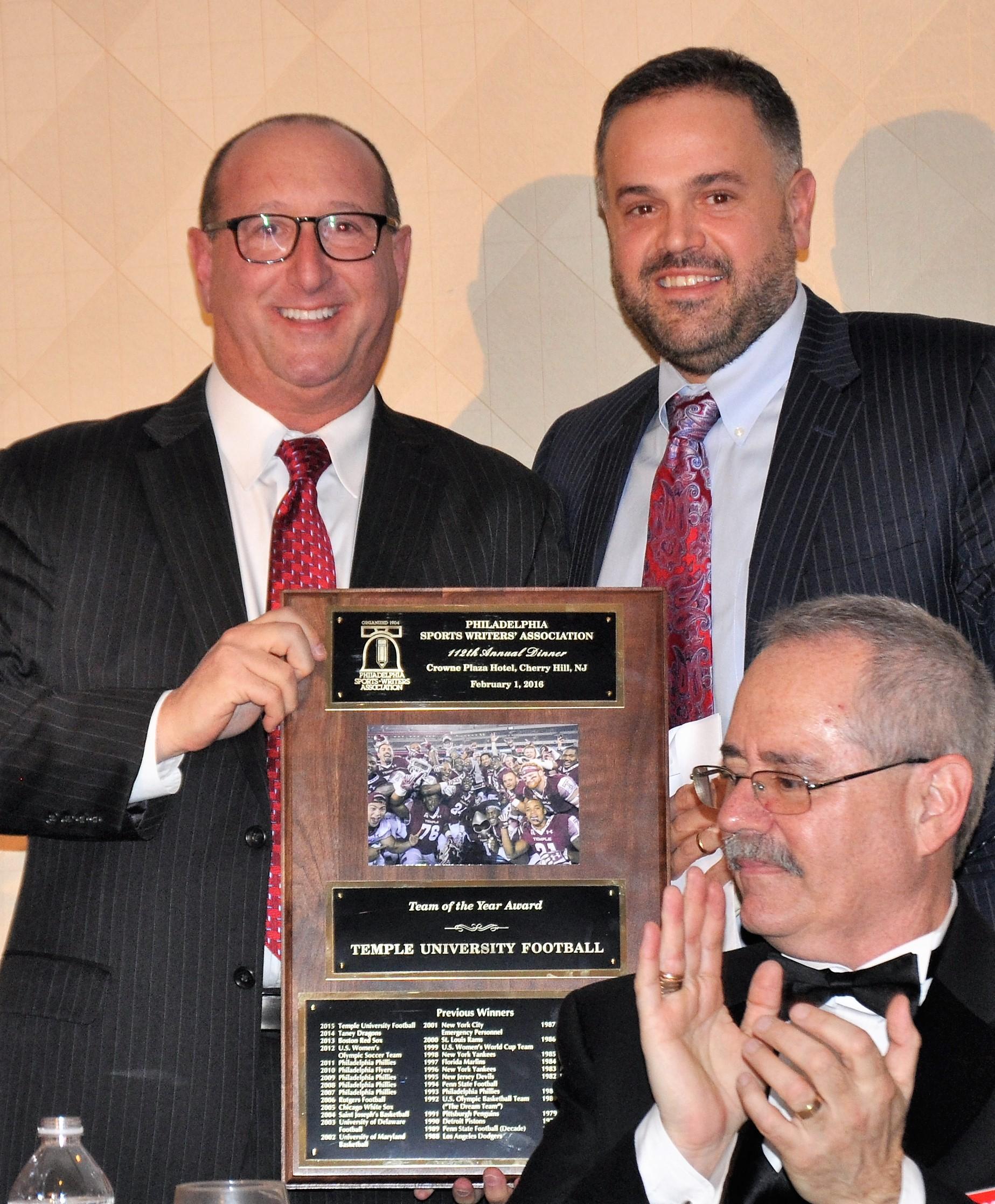 Matt Rhule, Asch, & Carchidi