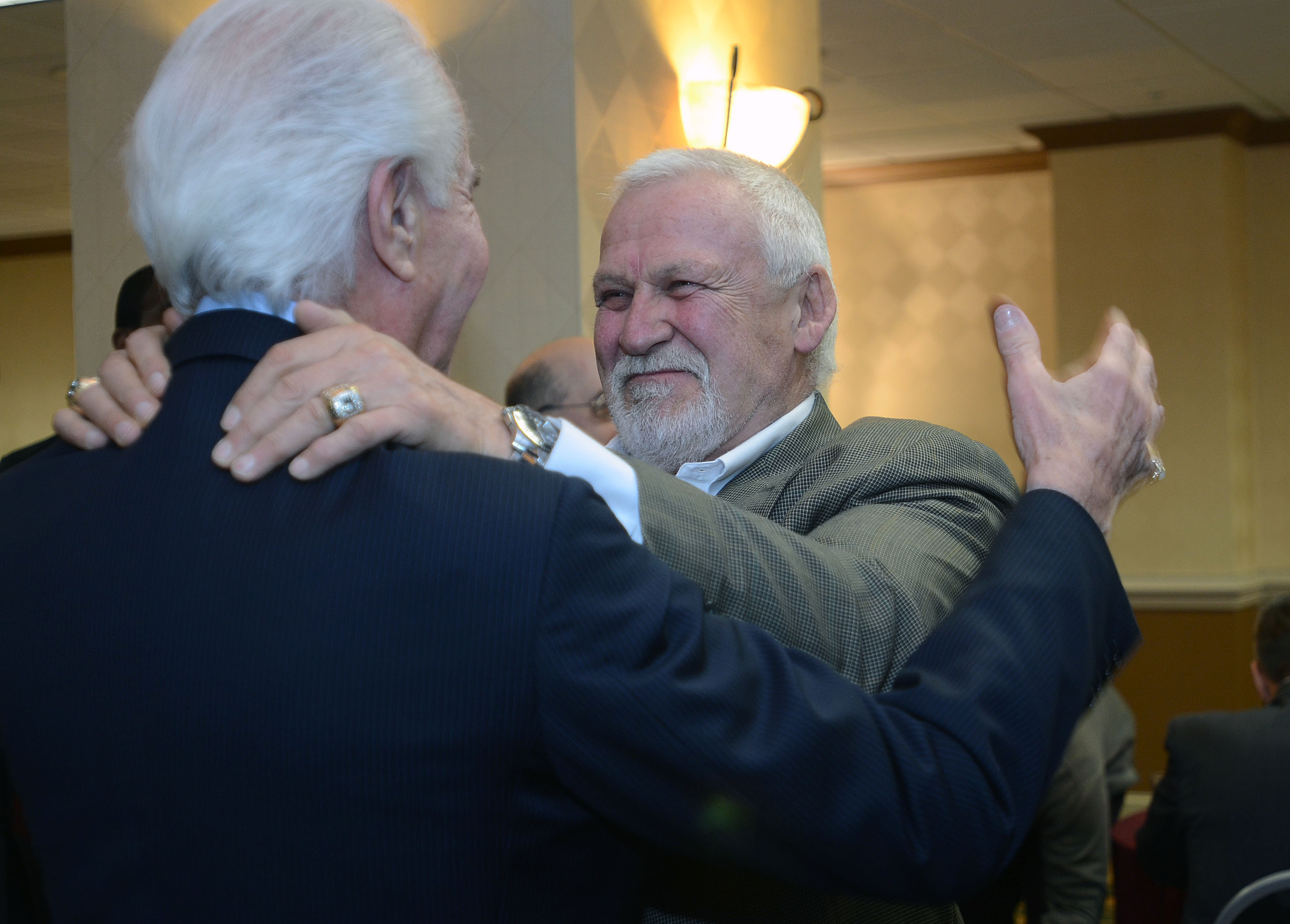 Bernie Parent & Mr. Snider